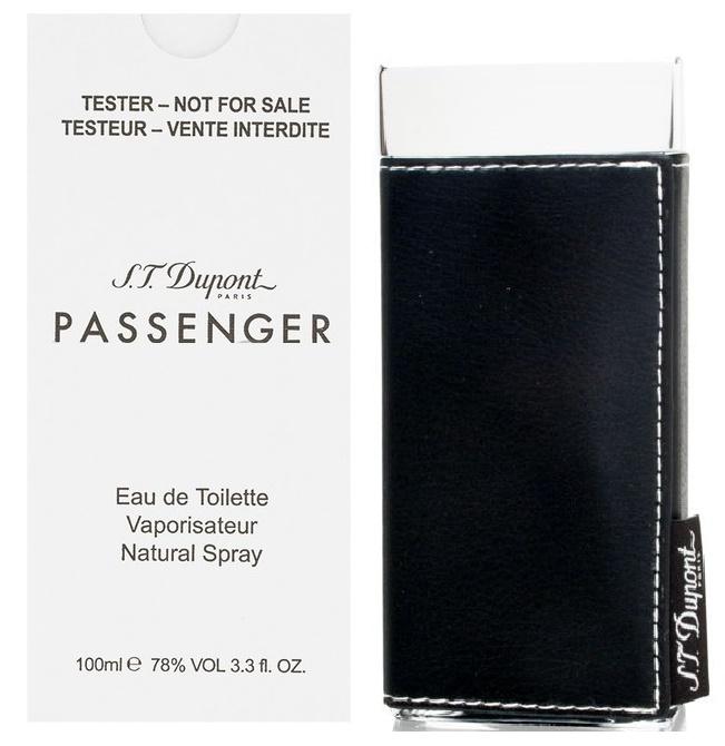 S.T.Dupont Passenger for Man, Toaletní voda - Tester, 100ml, Pánska vôňa, + AKCE: dárek zdarma