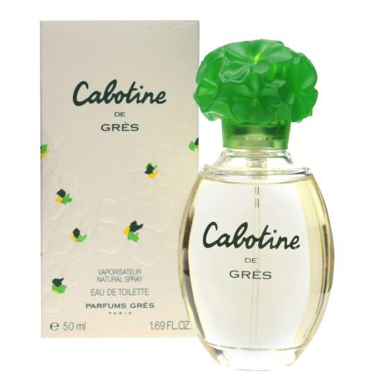 Gres Cabotine, Toaletní voda, 50ml, Dámska vôňa, + AKCE: dárek zdarma