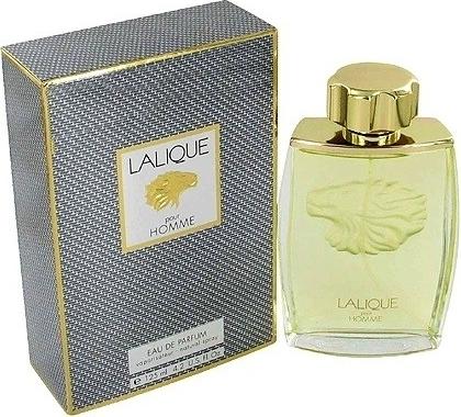 Lalique Pour Homme Lion, Parfémovaná voda, 125ml, Pánska vôňa, + AKCE: dárek zdarma
