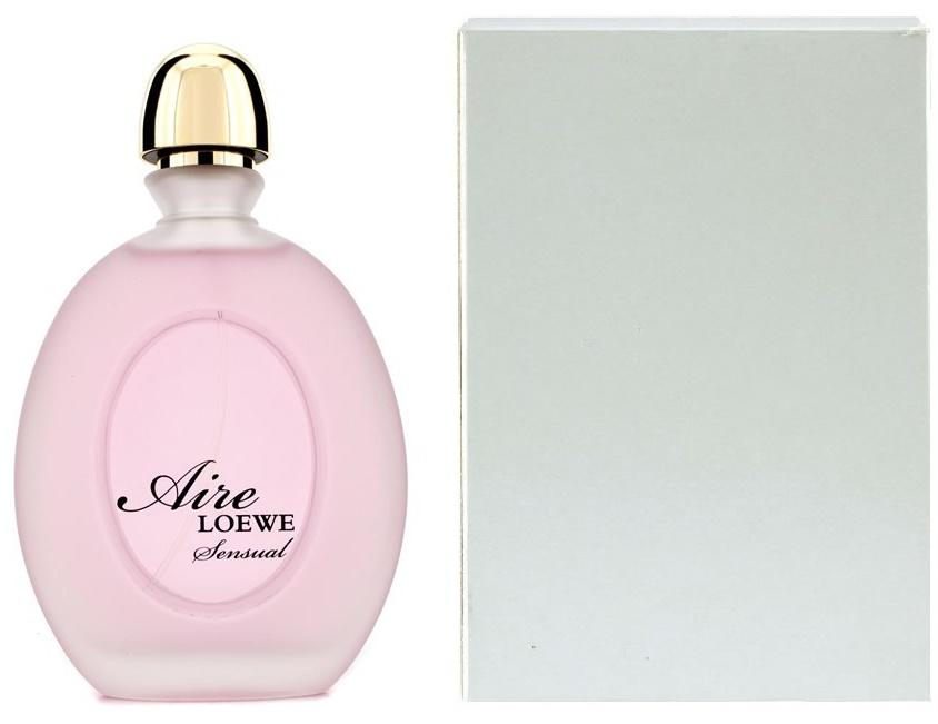 Loewe Aire Sensual, Toaletní voda - Tester, 125ml, Dámska vôňa, + AKCE: dárek zdarma