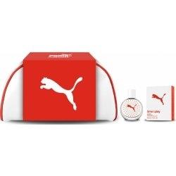 Puma Time To Play Woman, Dárková sada, toaletní voda 40ml + kosmetická taška, Dámská vůně, + AKCE: dárek zdarma