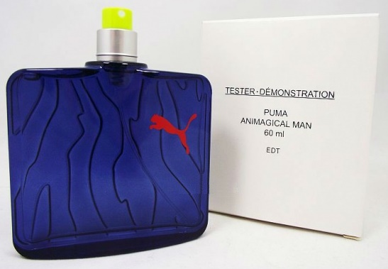 Puma Animagical Man, Toaletní voda - Tester, 60ml, Pánska vôňa, + AKCE: dárek zdarma