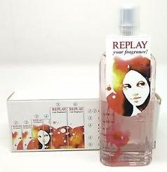 Replay Your Fragrance! for Her, Toaletní voda - Tester, 60ml, Dámska vôňa, + AKCE: dárek zdarma