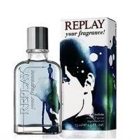 Replay Your Fragrance! for Him, Toaletní voda, 75ml, + AKCE: dárek zdarma