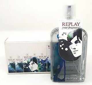 Replay Your Fragrance! for Him, Toaletní voda - Tester, 75ml, Pánska vôňa, + AKCE: dárek zdarma