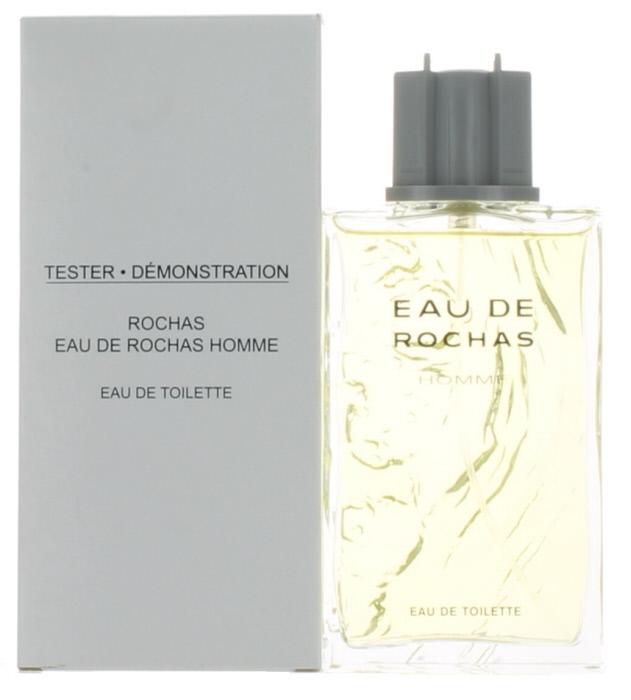 Rochas Eau De Rochas, Toaletní voda - Tester, 100ml, Pánská vůně, + AKCE: dárek zdarma