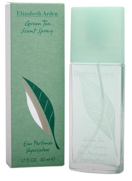Elizabeth Arden Green Tea, Parfémovaná voda, 50ml, Dámska vůně, + AKCE: dárek zdarma