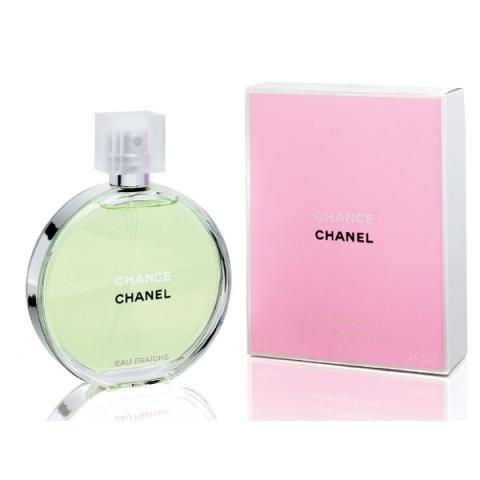 Chanel Chance Eau Fraiche, Toaletní voda, 50ml, Dámska vôňa, + AKCE: dárek zdarma