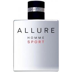 Chanel Allure Homme Sport - bez krabice, s víčkem, Toaletní voda, 150ml, Pánská vůně, + AKCE: dárek zdarma
