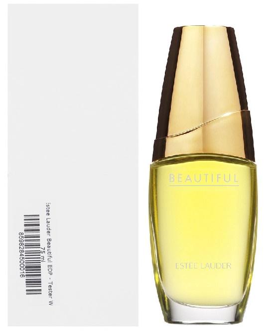 Estee Lauder Beautiful, Parfémovaná voda - Tester, 75ml, Dámska vôňa, + AKCE: dárek zdarma
