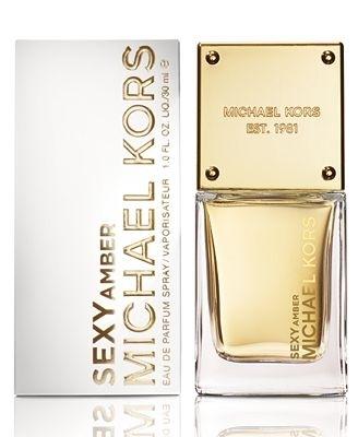 Michael Kors Sexy Amber, Parfémovaná voda, 30ml, Dámska vôňa, + AKCE: dárek zdarma