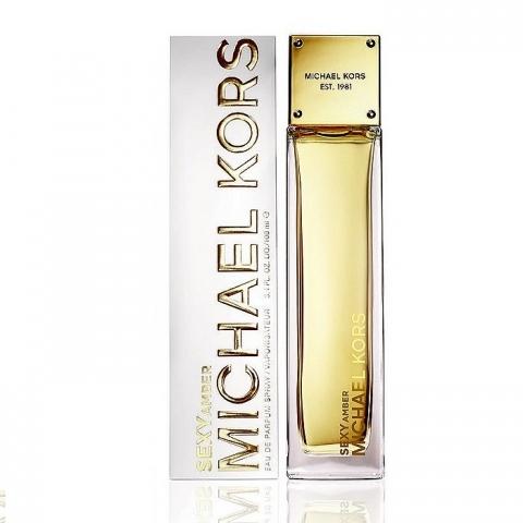 Michael Kors Sexy Amber, Parfémovaná voda, 100ml, Dámska vôňa, + AKCE: dárek zdarma