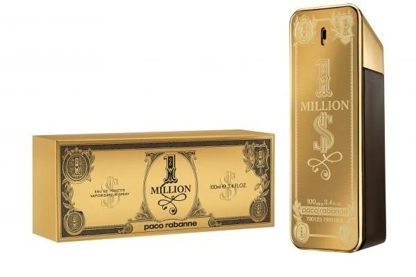 Paco Rabanne 1 Million Dollar, Toaletní voda, 100ml, Pánska vôňa, + AKCE: dárek zdarma
