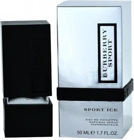Burberry Sport ICE for Men, Toaletní voda, 50ml, Pánska vôňa, + AKCE: dárek zdarma
