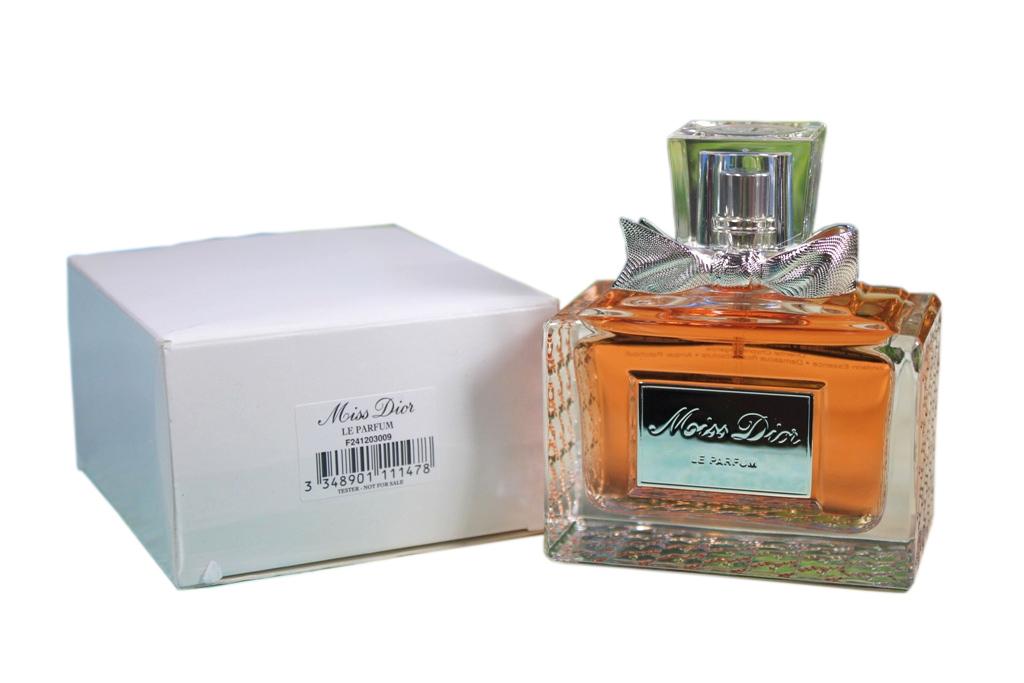 Christian Dior Miss Dior Le Parfum, Parfémovaná voda - Tester, 75ml, Dámska vôňa, + AKCE: dárek zdarma