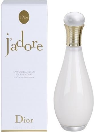 Christian Dior J´adore, Tělové mléko, 100ml, Dámska vôňa, + AKCE: dárek zdarma