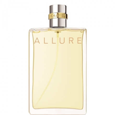 Chanel Allure - bez krabice, s víčkem, Toaletní voda, 50ml, Dámská vůně, + AKCE: dárek zdarma
