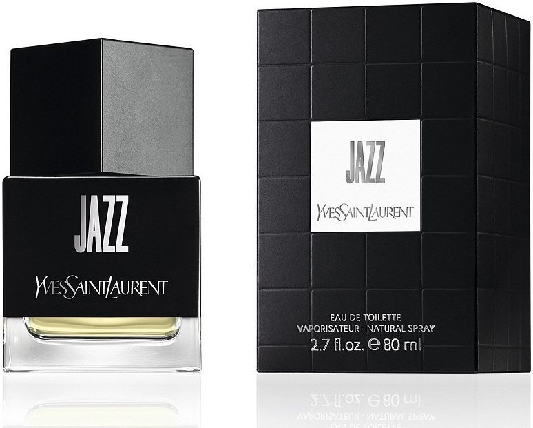 Yves Saint Laurent La Collection Jazz, Toaletní voda, 80ml, Pánska vôňa, + AKCE: dárek zdarma
