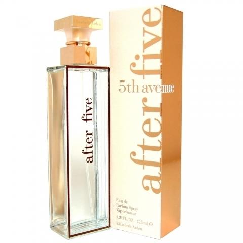 Elizabeth Arden 5th Avenue After Five, Parfémovaná voda, 125ml, Dámska vôňa, + AKCE: dárek zdarma