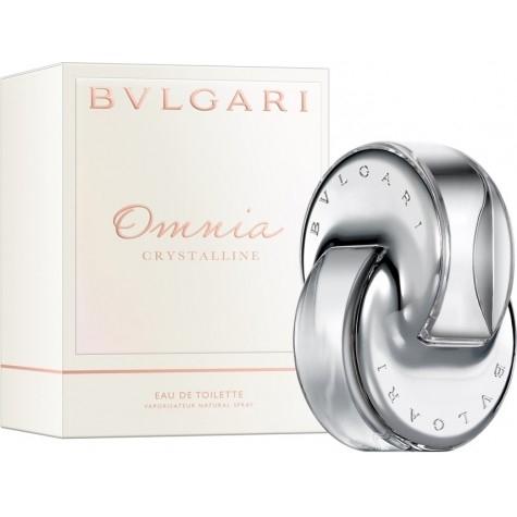 Bvlgari Omnia Crystalline, Toaletní voda, 65ml, Dámska vôňa, + AKCE: dárek zdarma