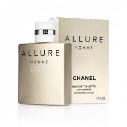 Chanel Allure Homme Edition Blanche, Toaletní voda, 50ml, Pánska vôňa, + AKCE: dárek zdarma