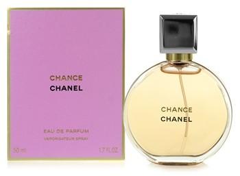 Chanel Chance, Parfémovaná voda, 50ml, Dámska vôňa, + AKCE: dárek zdarma