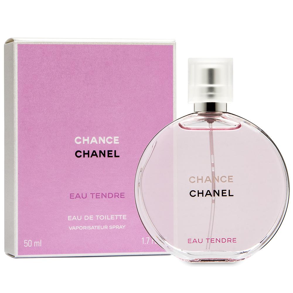 Chanel Chance Eau Tendre, Toaletní voda, 50ml, Dámska vôňa, + AKCE: dárek zdarma