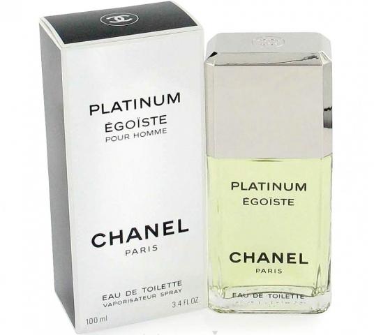 Chanel Egoiste Platinum, Toaletní voda, 100ml, Pánska vôňa, + AKCE: dárek zdarma