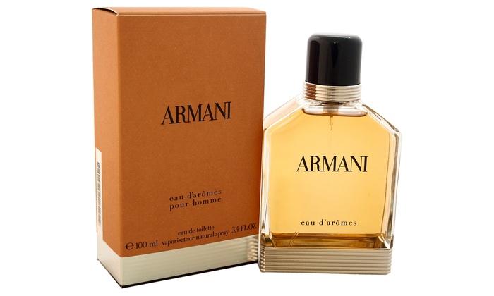 Giorgio Armani Eau d´Aromes, Toaletní voda, 100ml, Pánská vůně, + AKCE: dárek zdarma