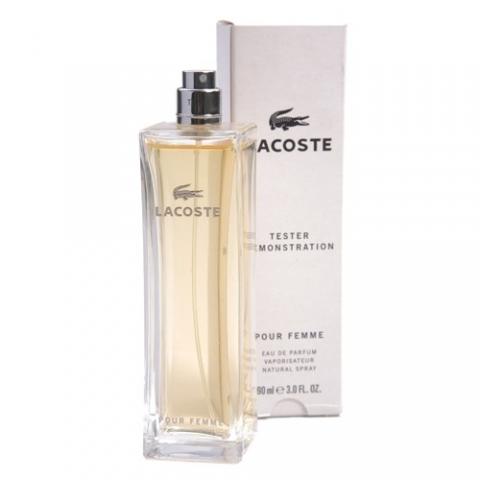 Lacoste Lacoste Pour Femme, Parfémovaná voda - Tester, 90ml, Dámska vôňa, + AKCE: dárek zdarma