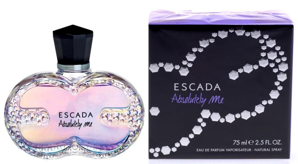 Escada Absolutely Me, Parfémovaná voda, 75ml, Dámská vůně, + AKCE: dárek zdarma