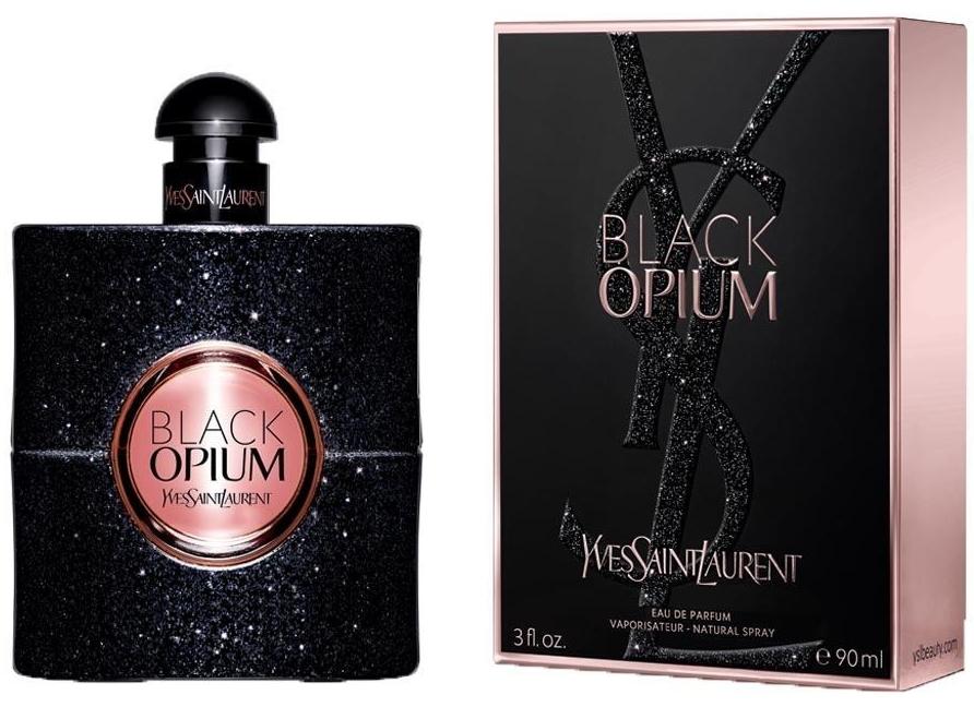 Yves Saint Laurent Opium Black, Parfémovaná voda, 90ml, Dámska vůně, + AKCE: dárek zdarma