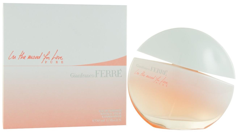Gianfranco Ferre In the Mood for Love Pure, Toaletní voda, 50ml, Dámska vôňa, + AKCE: dárek zdarma