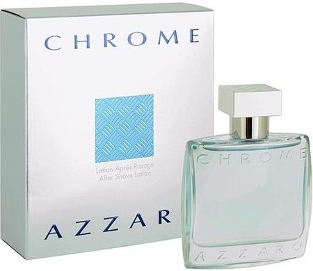 Azzaro Chrome, Voda po holení, 100ml, Pánska vôňa, + AKCE: dárek zdarma