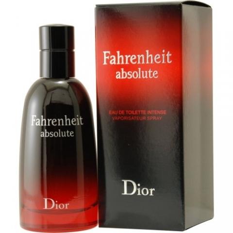 Christian Dior Fahrenheit Absolute, Toaletní voda, 100ml, Pánska vôňa, + AKCE: dárek zdarma