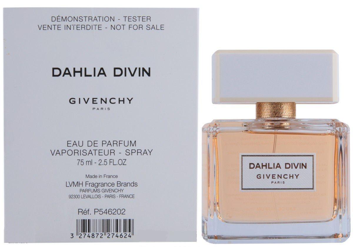 Givenchy Dahlia Divin, Parfémovaná voda - Tester, 75ml, Dámska vôňa, + AKCE: dárek zdarma