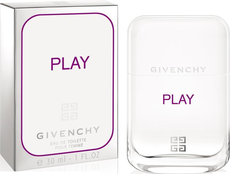Givenchy Play for Her, Toaletní voda, 30ml, Dámska vôňa, + AKCE: dárek zdarma