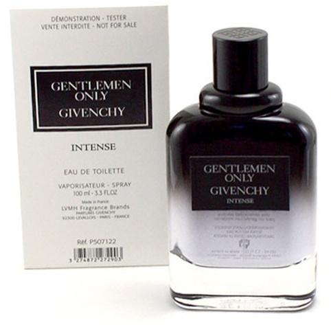Givenchy Gentlemen Only Intense, Toaletní voda - Tester, 100ml, Pánska vôňa, + AKCE: dárek zdarma