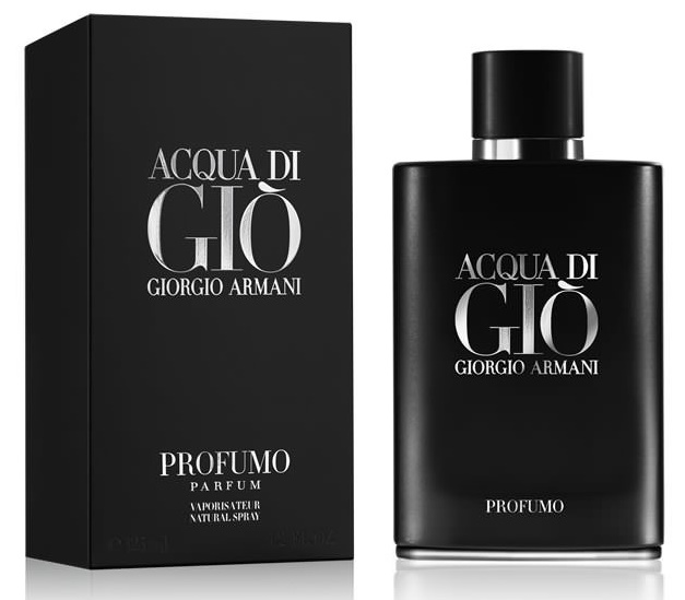 Giorgio Armani Acqua di Gio Profumo, Parfémovaná voda, 125ml, Pánska vôňa, + AKCE: dárek zdarma