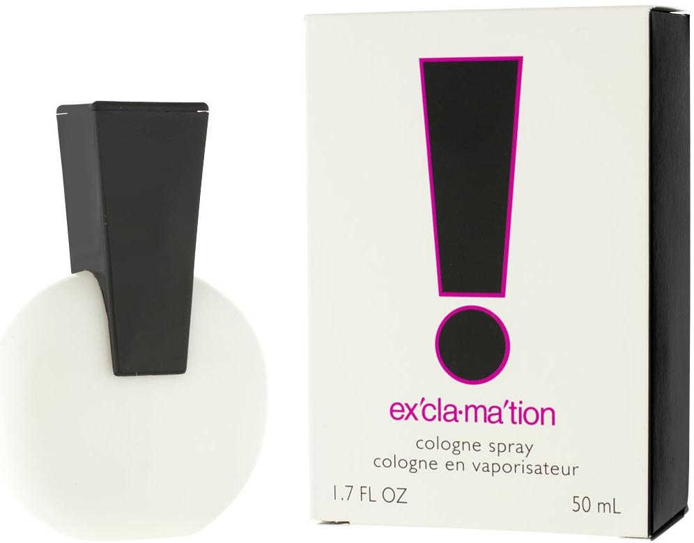 Exclamation Exclamation, Kolínská voda, 50ml, Dámska vôňa, + AKCE: dárek zdarma