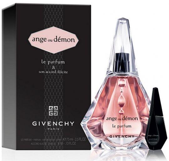 Givenchy Ange ou Demon Le Parfum, Dárková sada, parfémovaná voda 75ml + 4ml, Dámska vůně, + AKCE: dárek zdarma