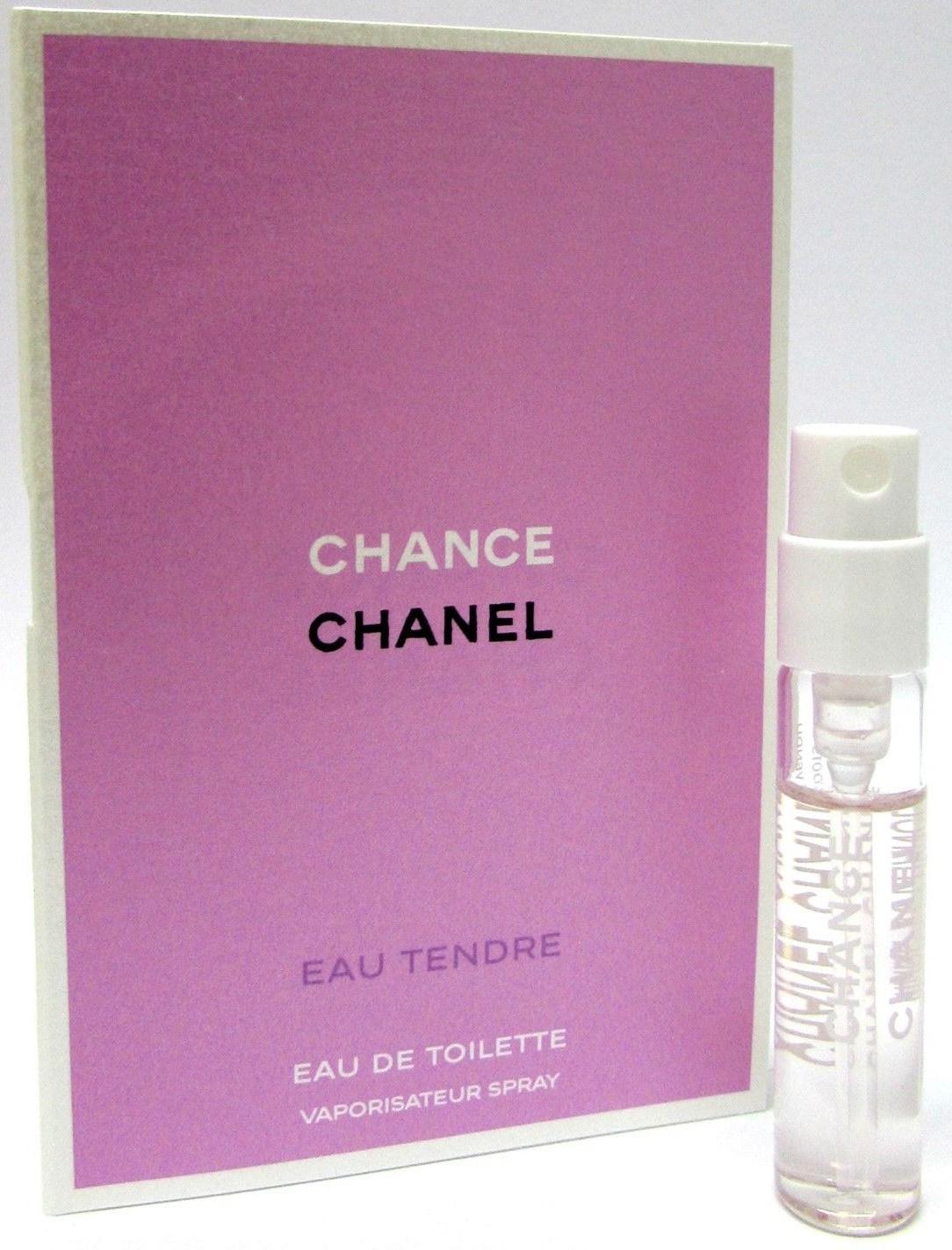Chanel Chance Eau Tendre, Toaletní voda, 2ml, Dámska vôňa, + AKCE: dárek zdarma
