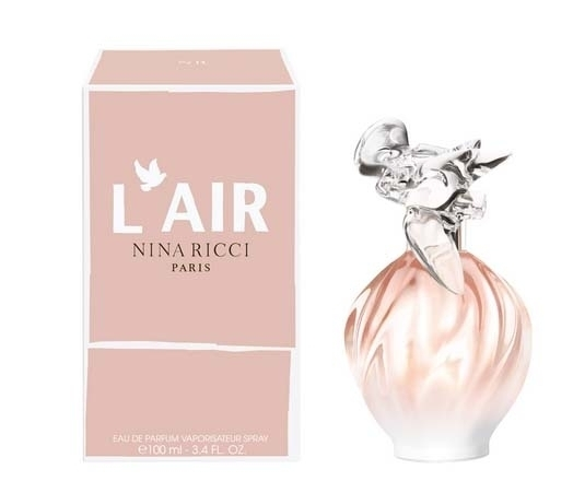 Nina Ricci L´Air, Parfémovaná voda, 100ml, Dámska vôňa, + AKCE: dárek zdarma