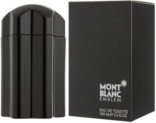 Mont Blanc Emblem, Toaletní voda, 100ml, Pánska vôňa