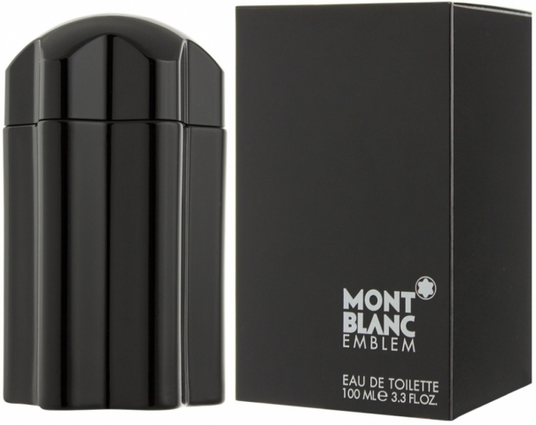 Mont Blanc Emblem, Toaletní voda, 100ml, Pánska vôňa, + AKCE: dárek zdarma