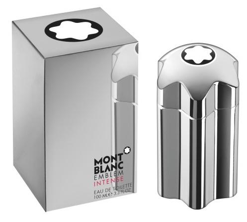 Mont Blanc Emblem Intense, Toaletní voda, 100ml, Pánska vôňa, + AKCE: dárek zdarma