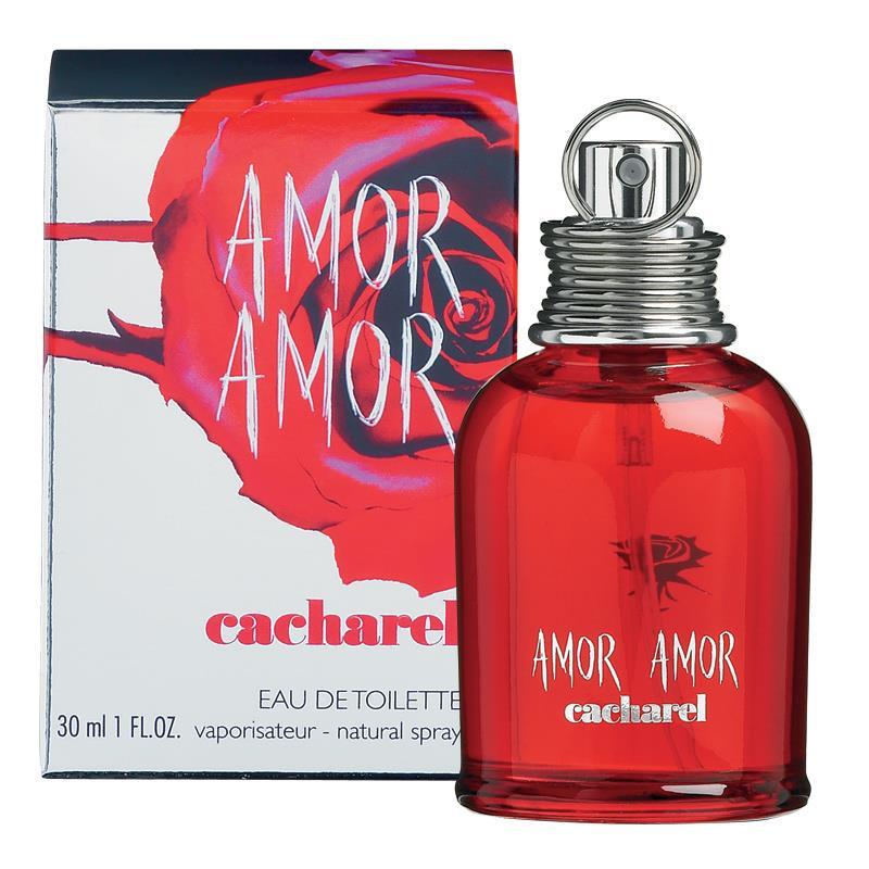 Cacharel Amor Amor, Toaletní voda, 30ml, Dámska vôňa, + AKCE: dárek zdarma