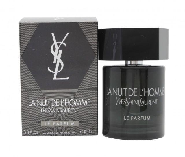 Yves Saint Laurent La Nuit de L´Homme Le Parfum, Parfémovaná voda, 100ml, Pánska vôňa, + AKCE: dárek zdarma