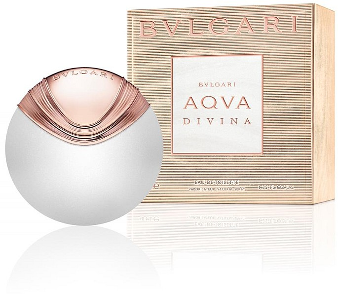 Bvlgari Aqva Divina, Toaletní voda, 40ml, Dámska vôňa, + AKCE: dárek zdarma