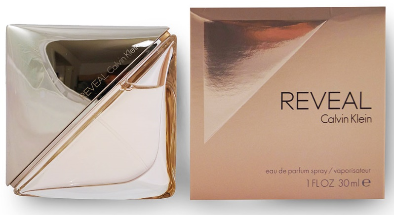 Calvin Klein Reveal, Parfémovaná voda, 30ml, Dámska vôňa